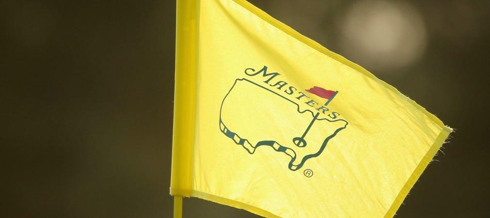 Masters Golf Post Talk