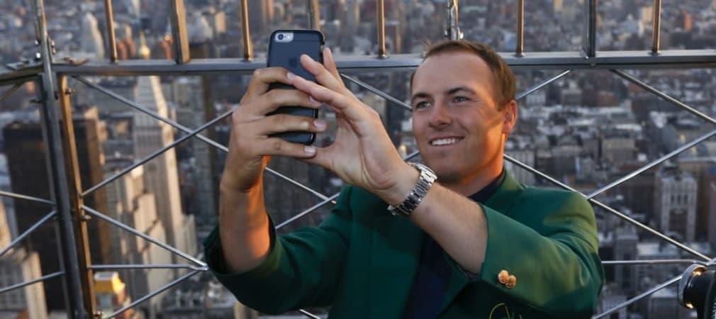 Jordan Spieth eilt von Rekord zu Rekord und gewinnt überlegen das Masters 2015.