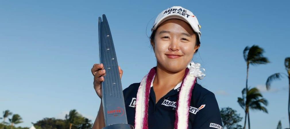 Sei Young Kim Lotte Championship