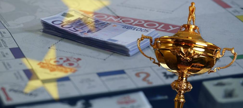 Auf dem DGV-Verbandstag in Frankfurt segneten die Clubs eine Unterstützung von 18 Mio. Euro für den Ryder Cup ab.
