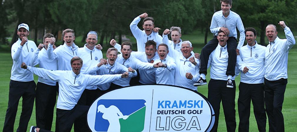 Der Hamburger Golfclub konnte den ersten Spieltag für sich entscheiden. (Foto: DGV/stebl)