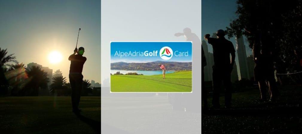 Golfvergnügen in Kärnten mit der Alpe-Adria-Golf Card 2015 (Foto: Golf Post)