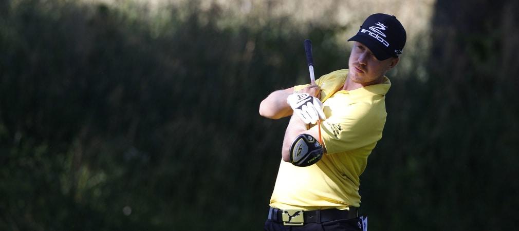 Im Golf-Post-Trainingstipp zeigt Helmut Geelink mit welchen Tricks die Brustwirbelsäule entlastet werden kann. (Foto: Getty)