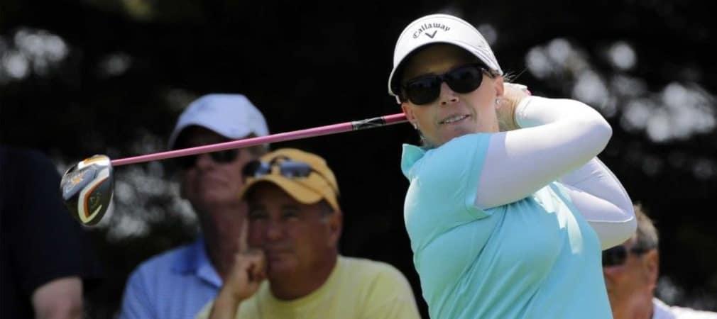 Morgan Pressel führt nach einer 66er Runde zum Auftakt der ShopRite LPGA Classic. (Foto: Getty)