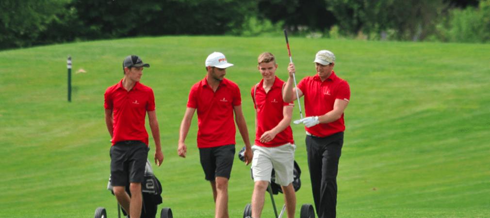 Der Golfclub St. Leon-Rot konnte auf seinem Heimatplatz mit einer souveränen Leistung überzeugen und holt den Sieg nach Hause. (Foto: DGV)