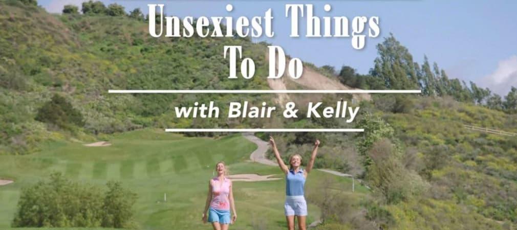Zu lernen, was auf dem Golfplatz gern gesehen ist, und was nicht, kann sehr unterhaltsam sein. (Foto: GolfDigest)