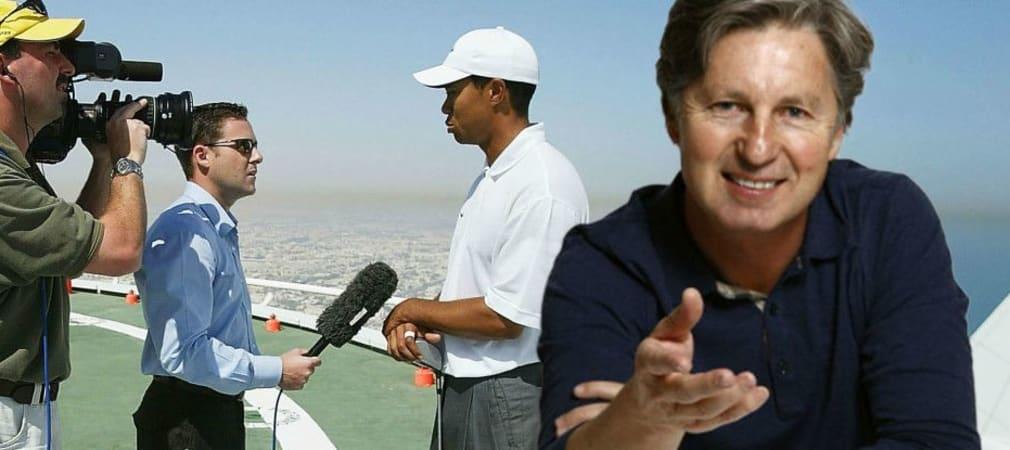 TV-Kritiker Brandel Chamblee haut Tiger Woods nach erneut schlechter Runde in die Pfanne. (Foto: Getty)