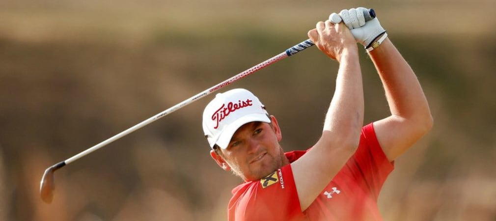 Bernd Wiesberger US Open