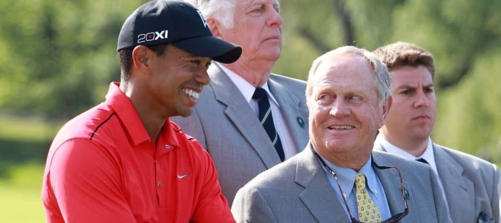 Tiger Woods kehrt nach einem Monat Turnierpause beim Memorial Tournament wieder auf den Golfplatz zurück.