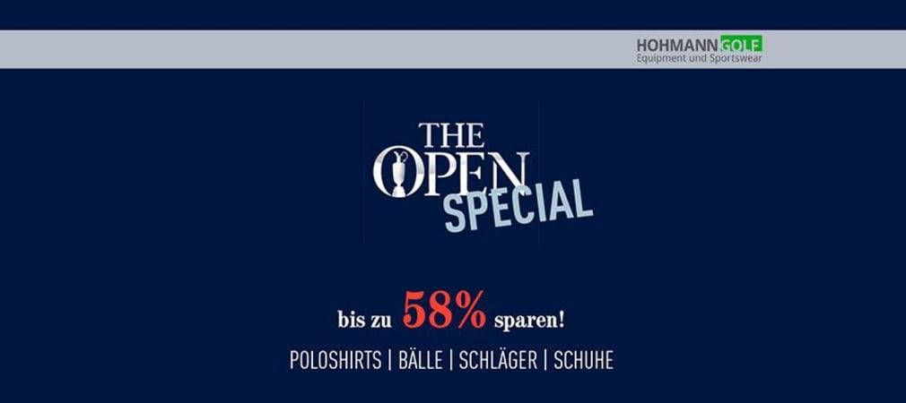 Diese Woche gibt es gleich mehrere Produkte bei Hohmann Golf zum Schnäppchen-Preis! (Foto: Golf Post)