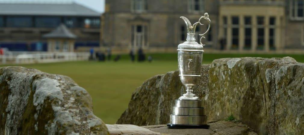 Tee Times British Open Finale Runde 4