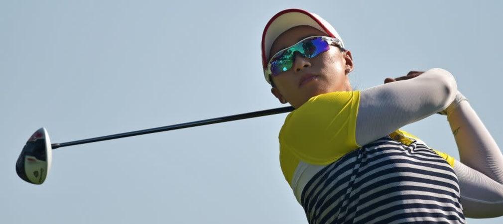 Amy Yang US Women's Open 2015