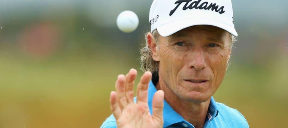 Bernhard Langer British Open