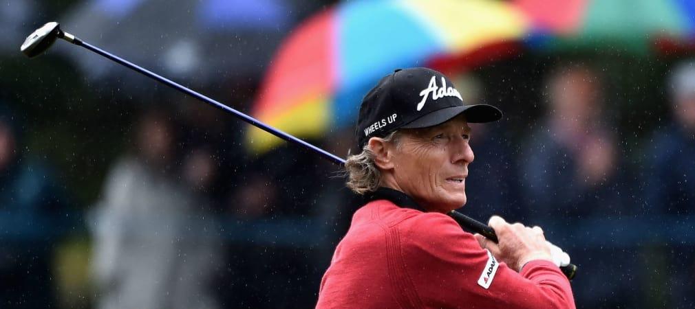 Bernhard Langer Golf Post Talk