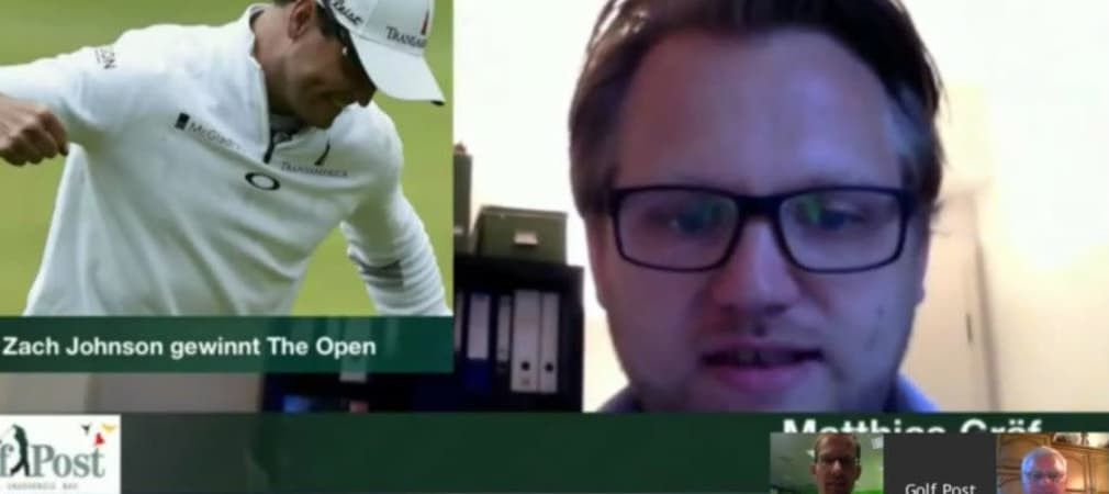 Die Golf Post Experten sind sich einig: Zach Johnson war am Ende der verdiente Open-Sieger. (Foto: Youtube/GolfPost)