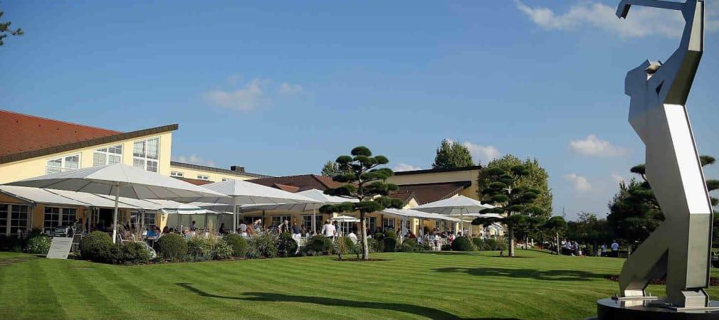 Am 17. September veranstaltet der Golf Club St. Leon-Rot eine Spendenaktion mit einem Torwandschießen (Foto: Getty)
