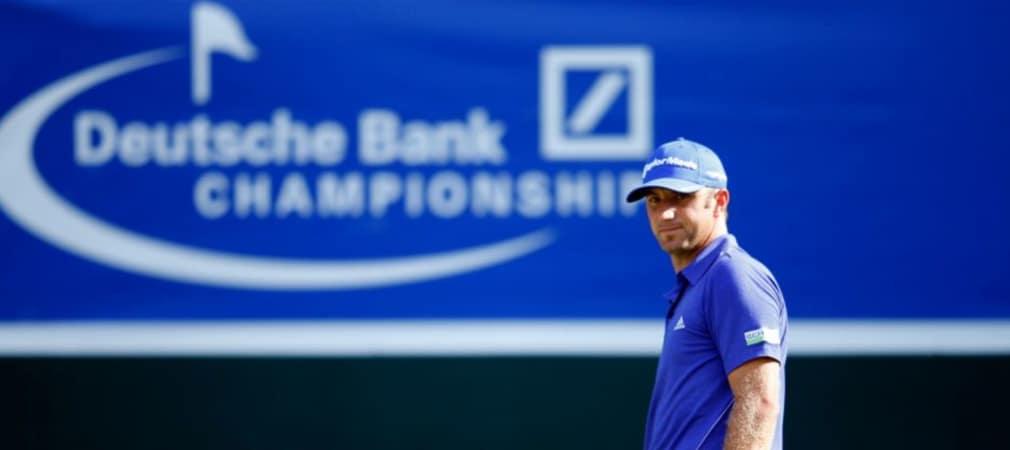 Dustin Johnson wird bei der Deutsche Bank Championship einen neuen Versuch starten, dich für seine jüngste Formstärke zu belohnen. (Foto: Getty)
