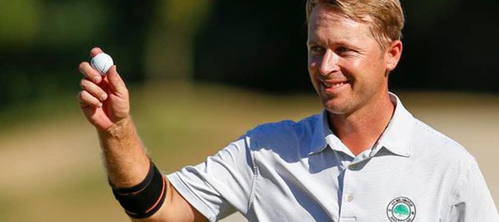 Sammy Schmitz gewann die U.S. Mid-Amateur Championship und qualifizierte sich damit für das Masters Tournament.