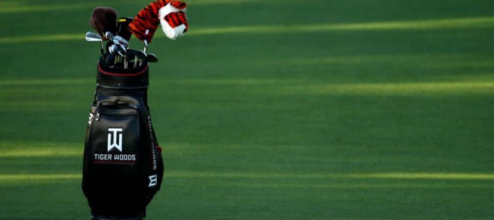 Golfbags sind stetige Begleiter aller Golfer (Foto: Getty)