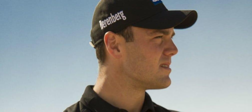 Martin Kaymer ist neuer Markenbotschafter der privatbank Berenberg.
