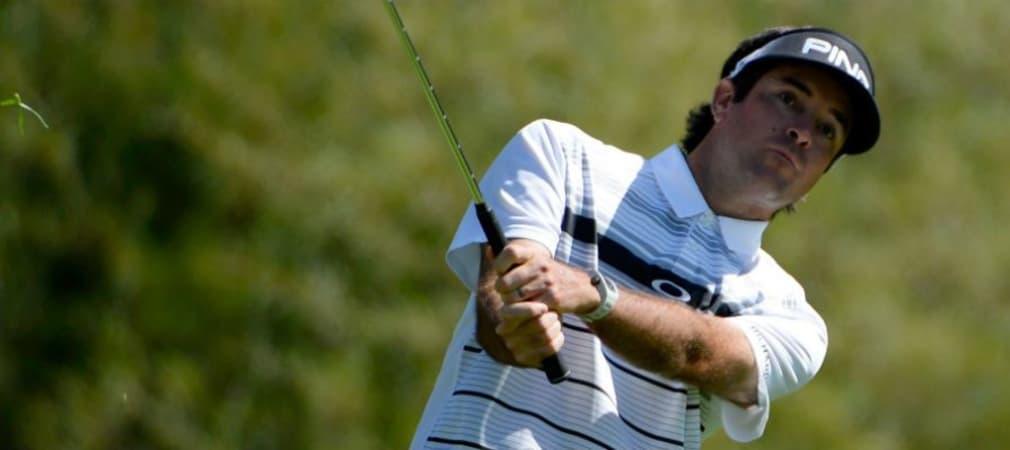 Bubba Watson hält vor dem Turniertag knapp die Führung, aber die Konkurrenz schläft nicht. (Foto: Getty)