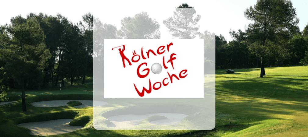 Die Kölner Golfwoche 2017 (Foto: Golf Post)