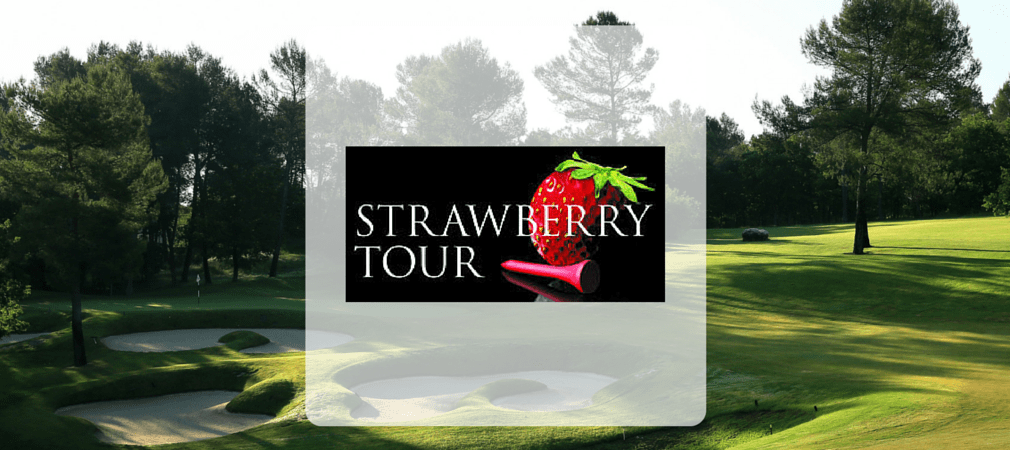 Strawberry Tour 2016 (Foto: Golf Post)