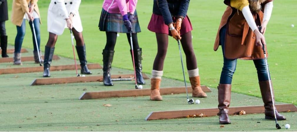 USA Golferzahlen NGF Report 2016