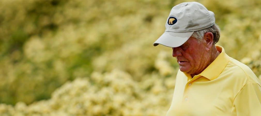 Jack Nicklaus ist der König von Augusta. (Foto: Getty)