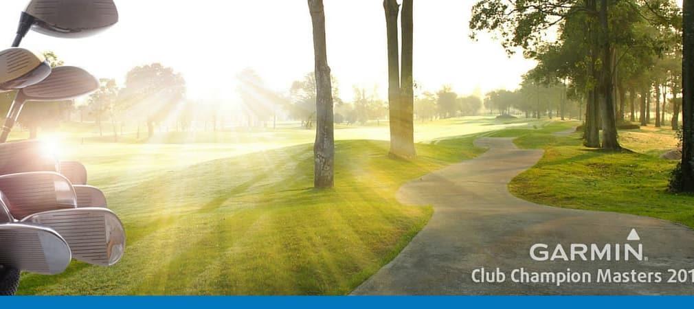 Seien auch Sie beim Garmin Club Champion Masters 2016 mit dabei. (Foto: Golf Marketing GmbH)