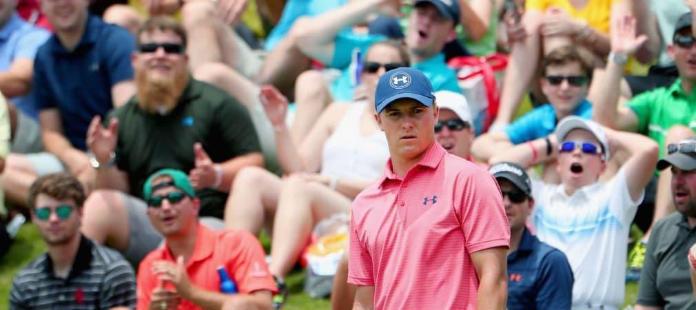 Jordan Spieth weckt bei der AT&T Byron Nelson die unterschiedlichsten Gefühle bei den Fans. (Foto: Getty)