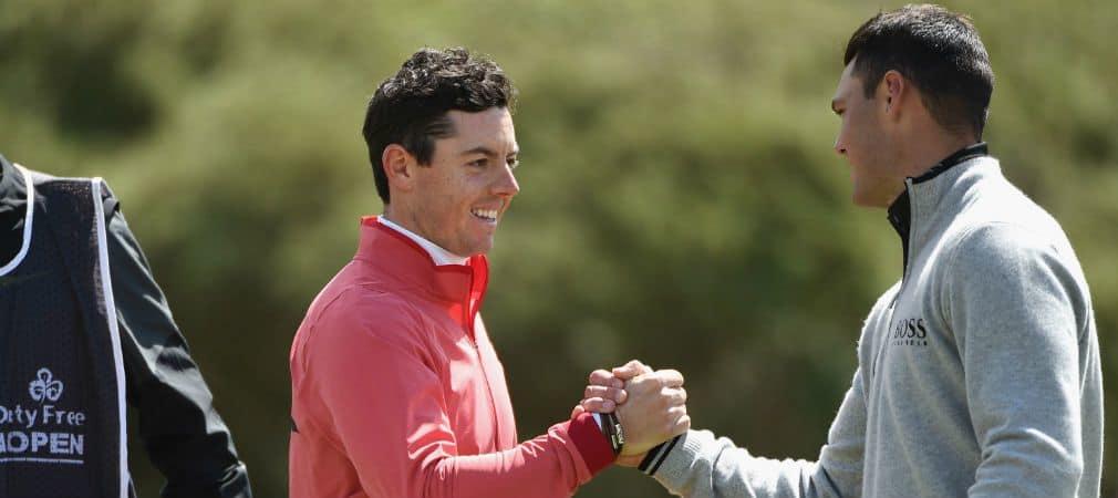 Rory McIlroy Martin Kaymer Irish Open Wochenvorschau
