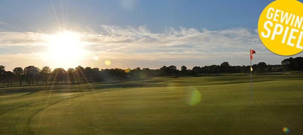 Gewinnspiel Golfpark Strelasund