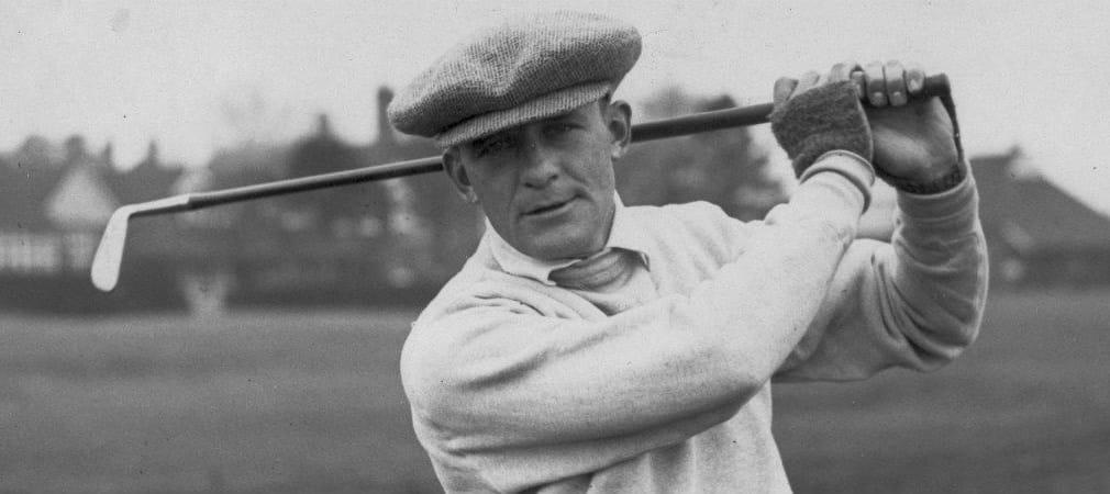 Auch wenn er verlor: George Von Elm schrieb im Playoff bei der US Open 1931 mit Billy Burke Geschichte. (Foto: Getty)