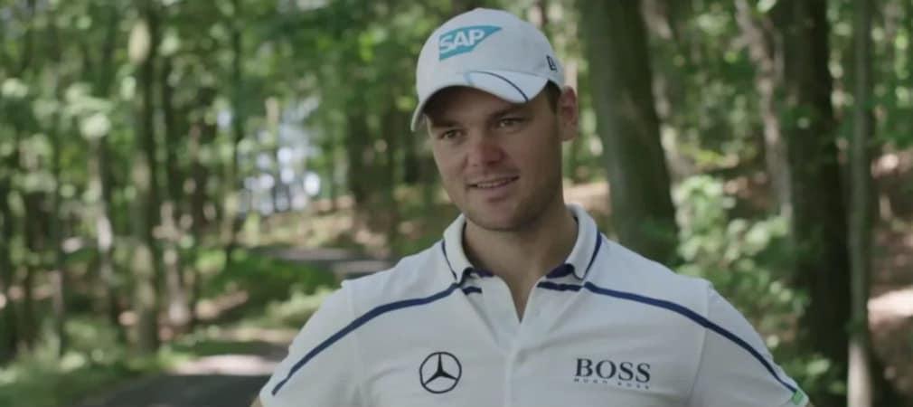 Martin Kaymer gibt sich vor der PGA Championship auch im Hinblick auf den Ryder Cup optimistisch. (Foto: Screenshot / YouTube.com)