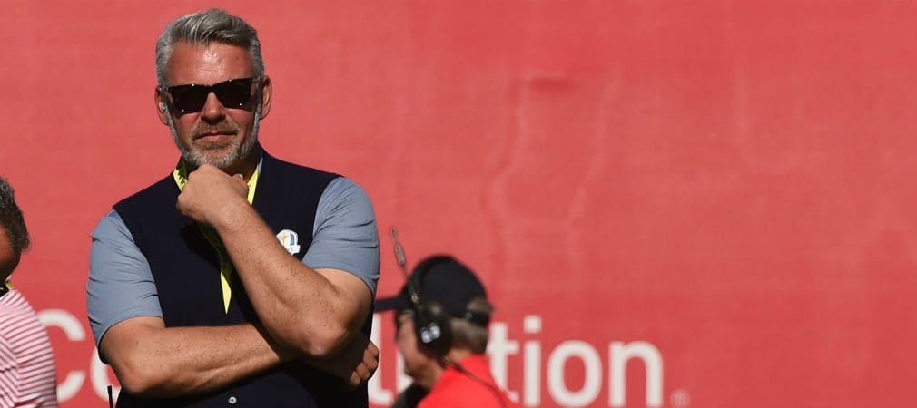 Darren Clarke ist trotz der Niederlage beim Ryder Cup stolz auf sein Team. (Foto: Getty)