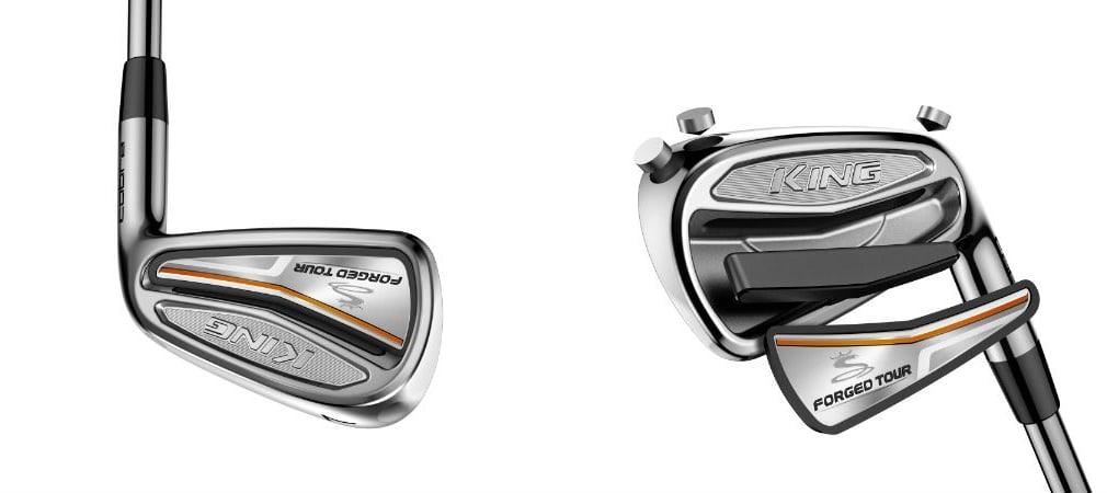 Cobra Golfs King Forged Tour Serie. (Foto: Cobra Golf)