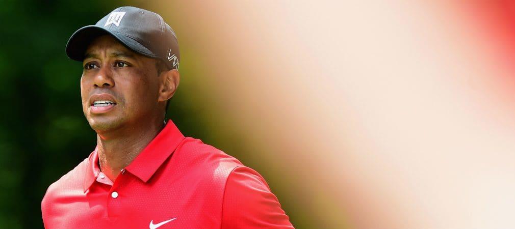 Tiger Woods hat seinen Start bei der Safeway Open wieder abgesagt. (Foto: Getty)