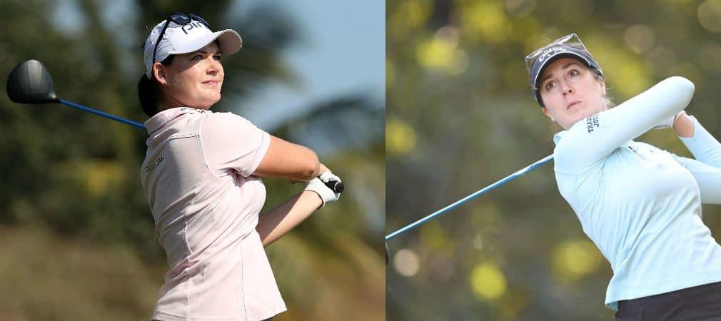 Bei der CME Group Tour Championship starten Sandra Gal und Caroline Masson im Mittelfeld. (Foto: Getty)