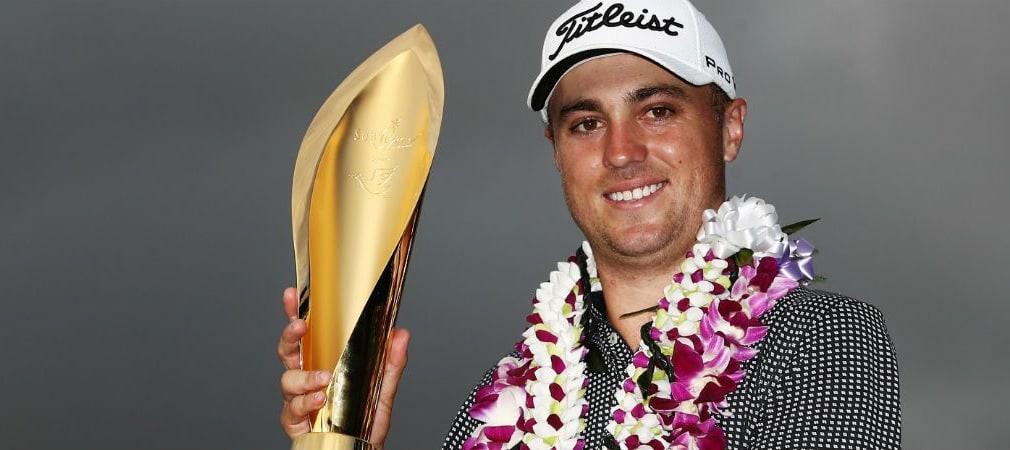 Justin Thomas ist mit seinem zweiten Sieg in Folge bei der Sony Open der Mann der Stunde auf der PGA Tour.