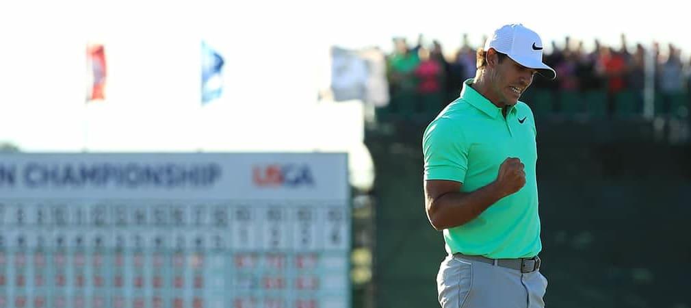 Golf Weltrangliste US Open 2017 Sieger Brooks Koepka