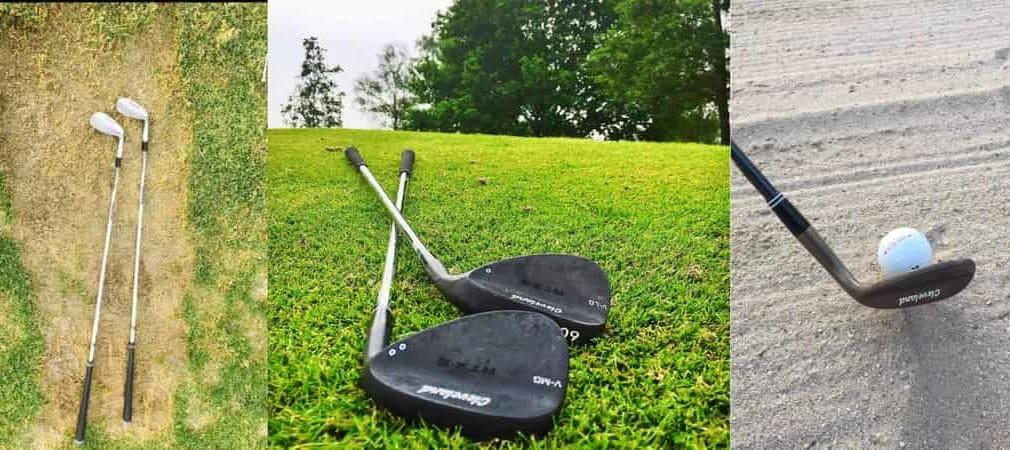 Die Cleveland Wedges wurden von den sechs Golf Post Testern auf Herz und Nieren getestet. (Foto: Golf Post)