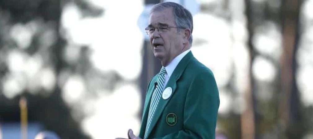 Billy Payne gibt sein Amt als Chairman des Augusta National GC weiter. (Foto: Getty)