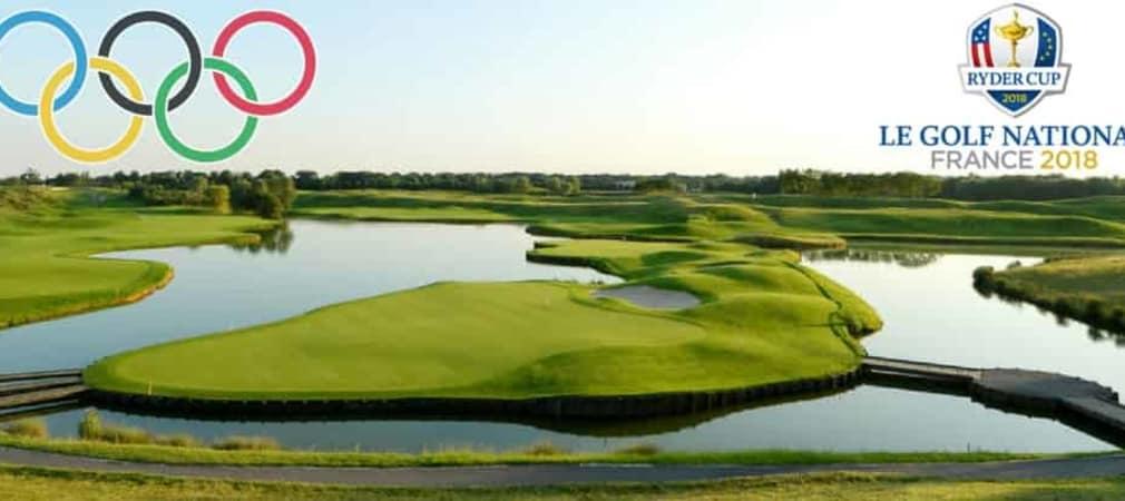 Der Platz des Le Golf National wird neben dem Ryder Cup 2018 aller Voraussicht nach auch die Olympischen Spiele 2024 beherbergen. (Foto: Le Golf National)