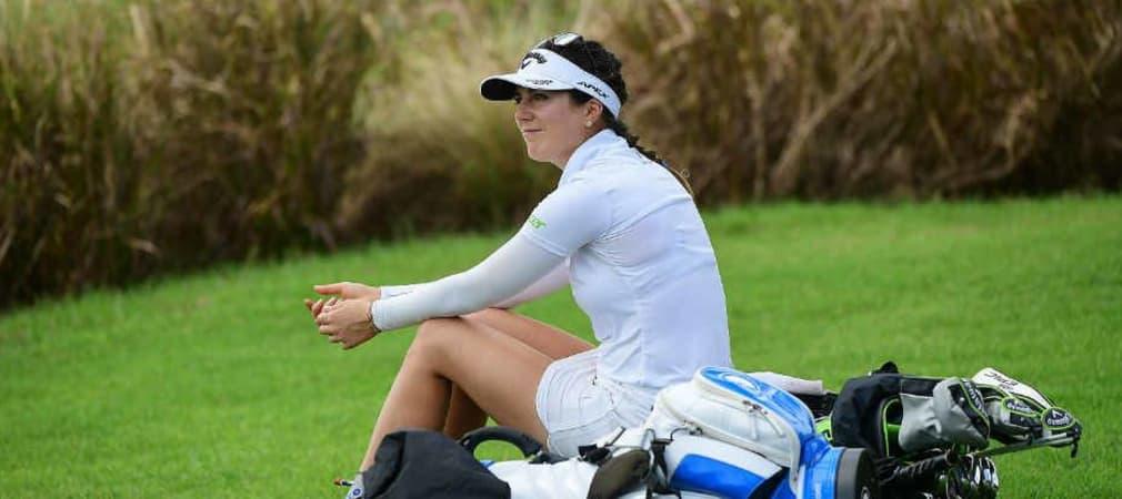 Sandra Gal spielte auf Hainan Island in China stark auf. (Foto: Getty)
