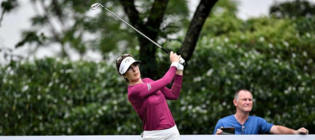 Sandra Gal mit gutem Abschluss auf der LPGA Tour in Thailand. (Foto: Getty)