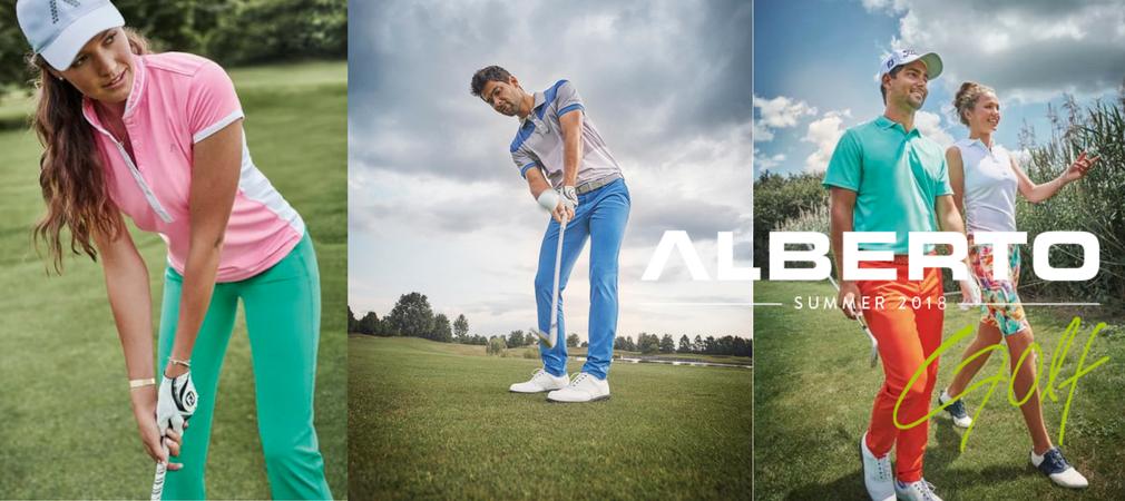 Bei Alberto Golf steht die Sommerkollektion 2018 unter dem Motto