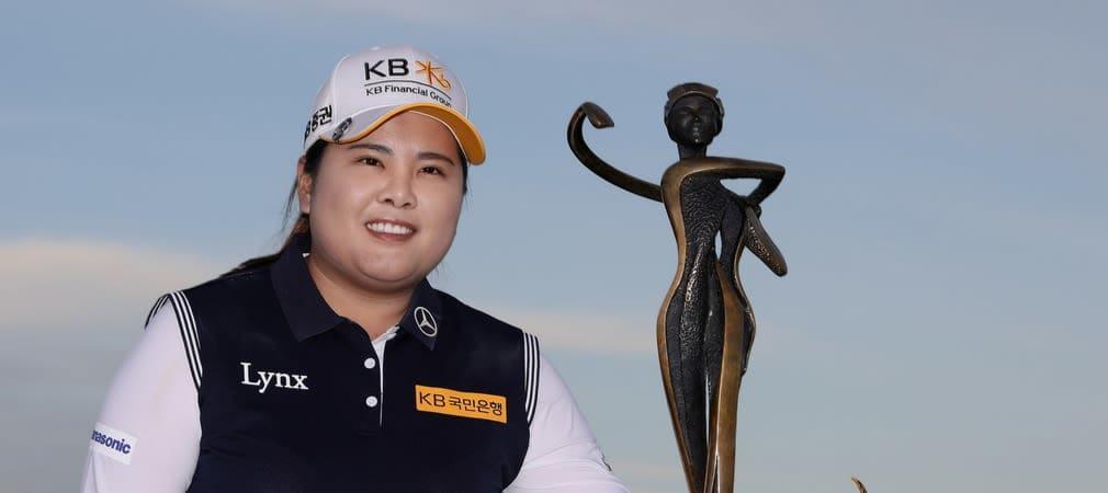 Inbee Park gewinnt den Founders Cup auf der LPGA Tour. (Foto: Getty)