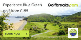 Blue Green Golf