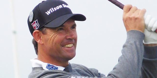 Padraig Harrington Rolls Back the Years at the Portugal Masters